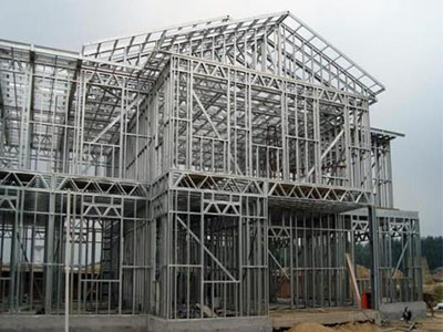 贵阳轻钢钢结构