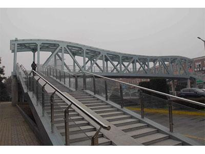贵阳钢结构天桥