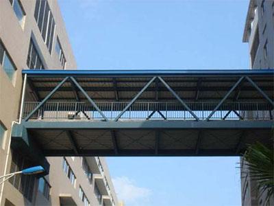 貴州鋼結構天橋