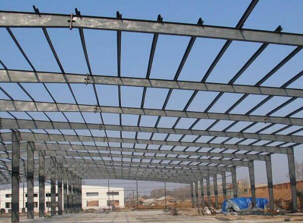 钢结构安装厂房