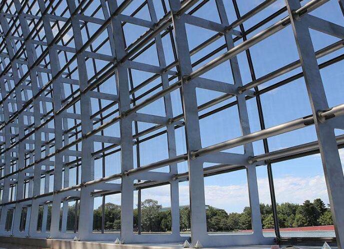 涿州钢结构厂房搭建