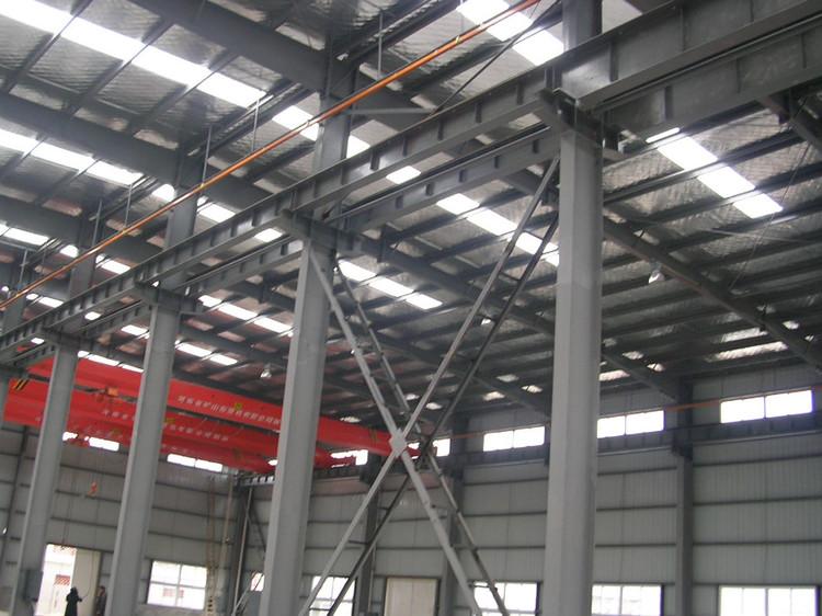 钢结构安装价格