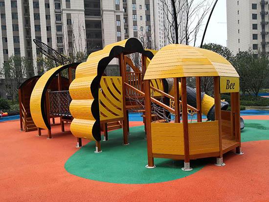 新乡儿童乐园滑梯
