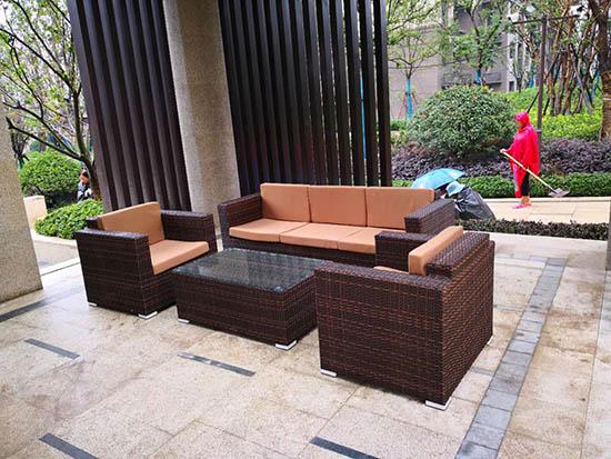 安阳户外休闲桌椅
