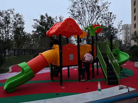 河南游乐设施儿童乐园滑梯