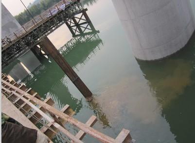 水下拆除安装
