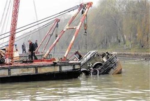 水下沉船打捞