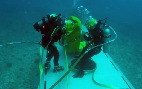水下焊接工程