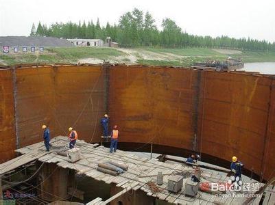 南通钢围堰工程