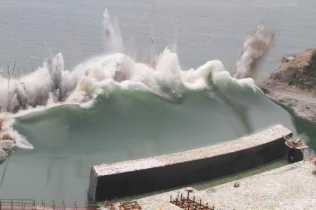 江苏水下爆破