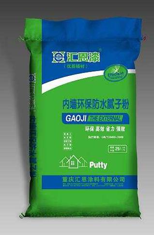 内墙环保防水腻子粉
