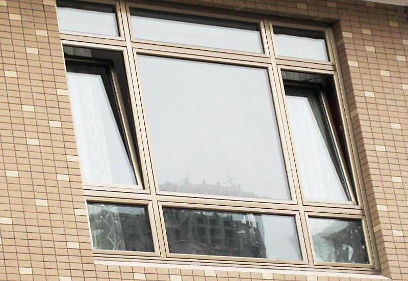 深圳塑钢上悬窗