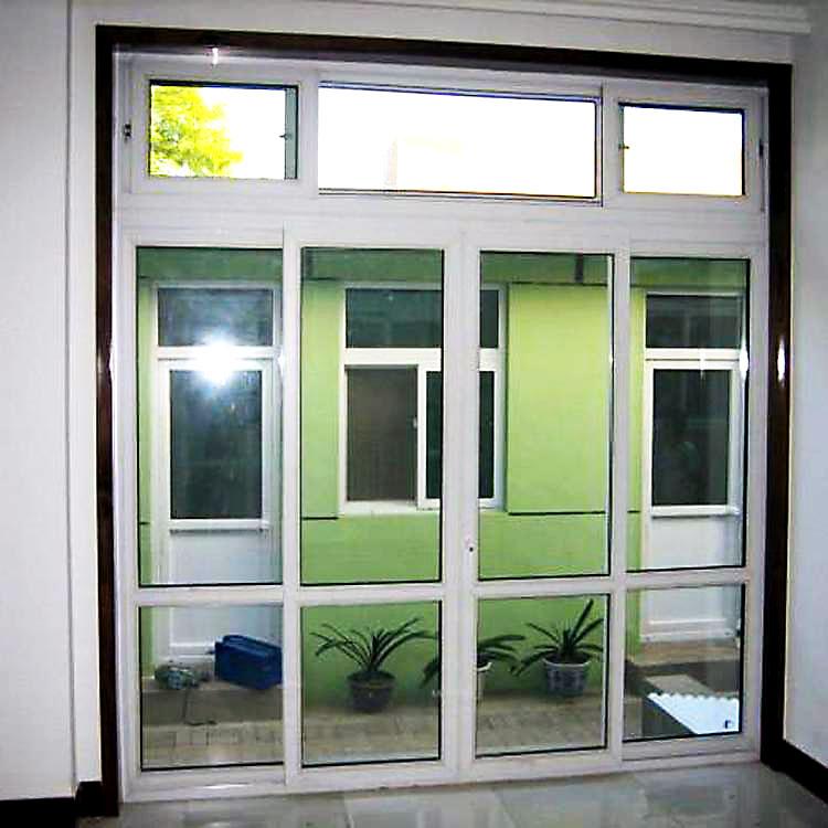 塑钢固定窗-济南塑钢门窗