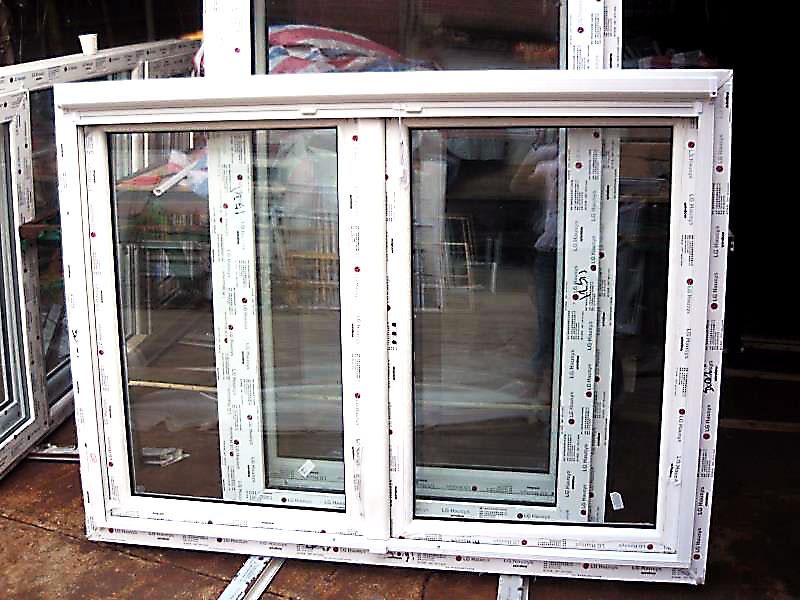 推拉折叠窗-济南塑钢门窗