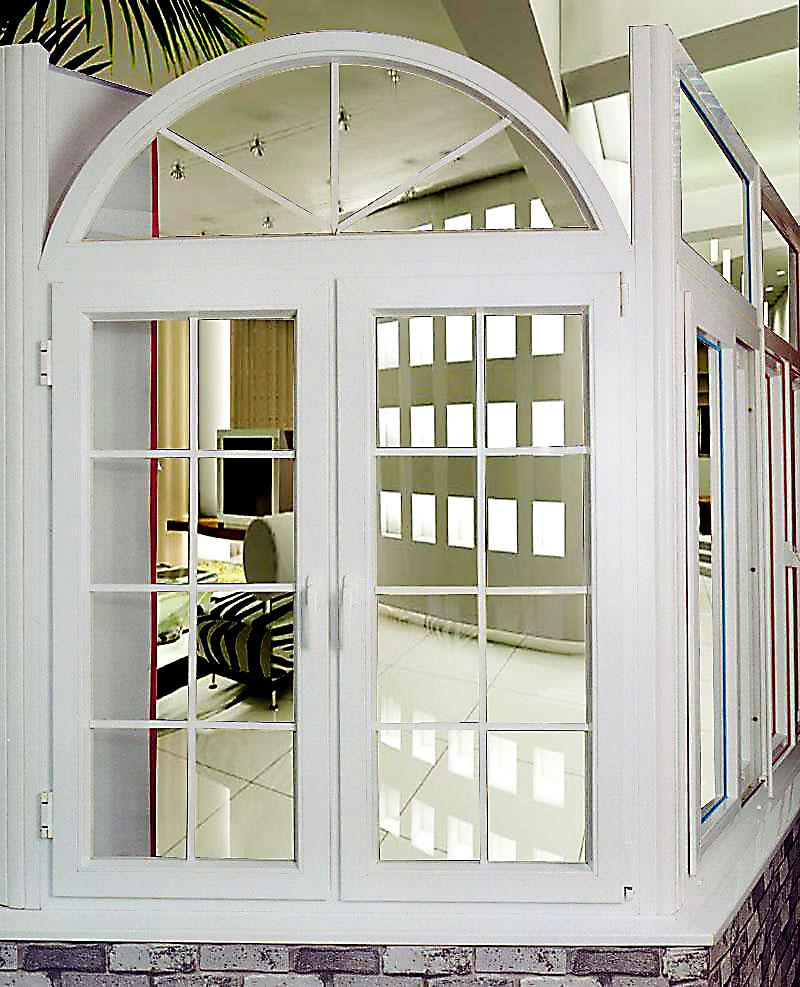 济南天冠平开门窗-门窗代加工