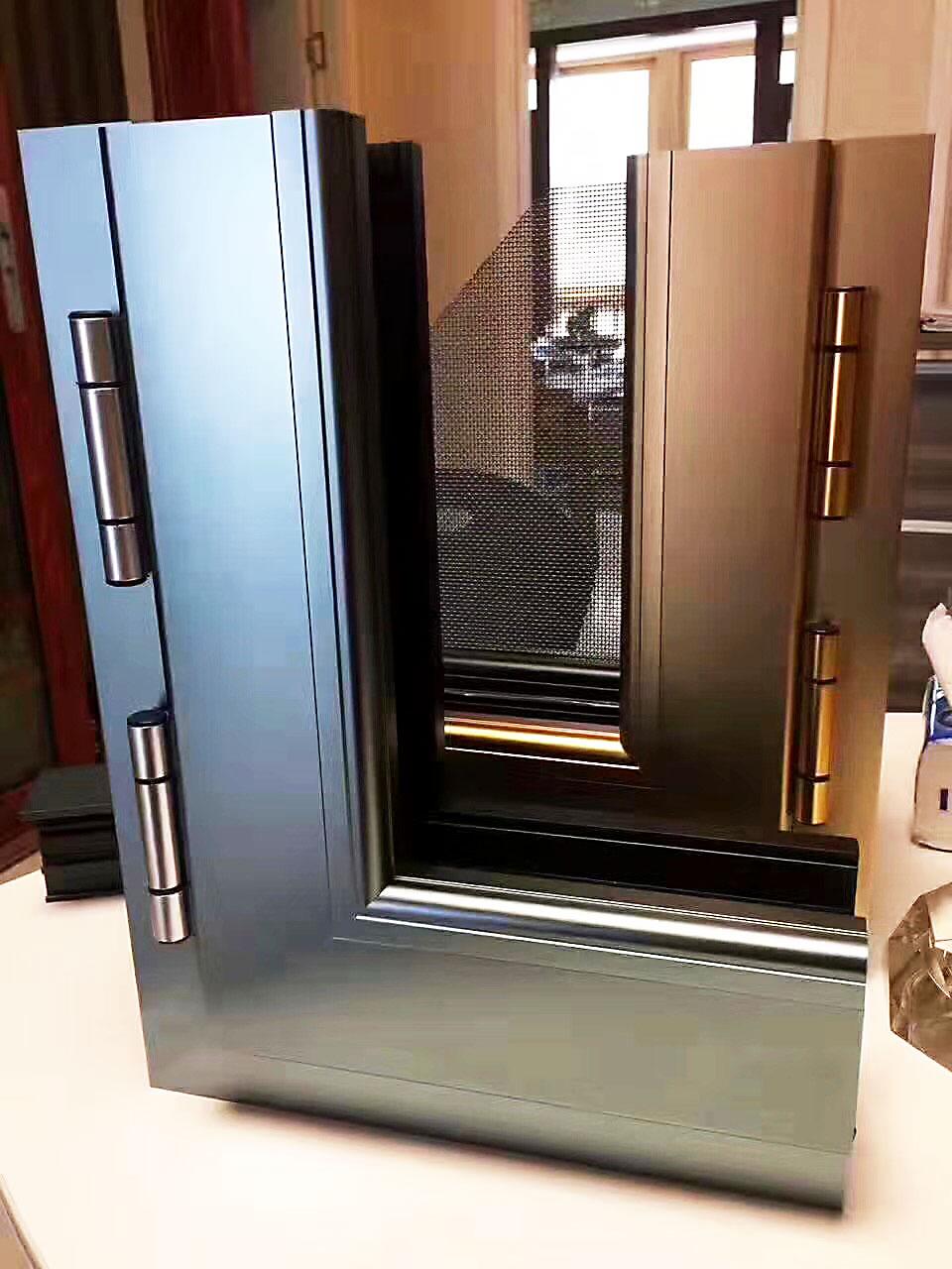 深圳塑钢固定门窗