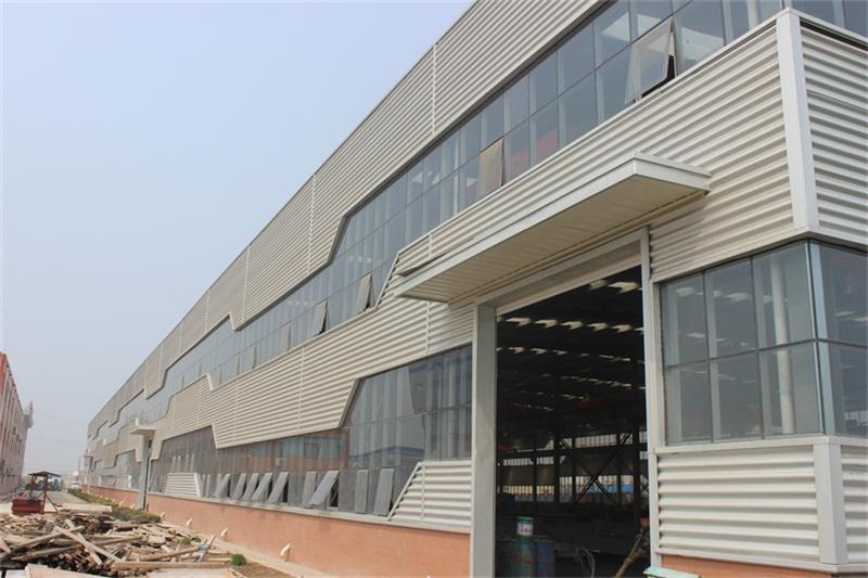济南塑钢门窗建设钢结构建筑