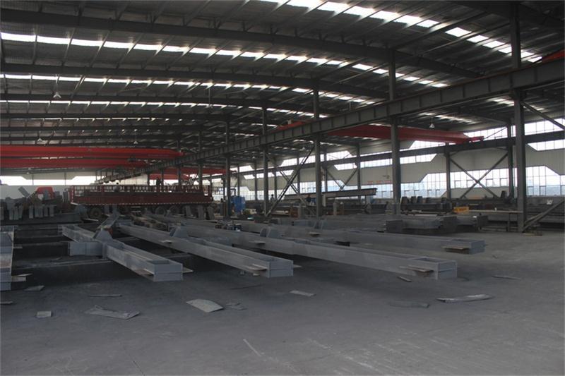 钢结构加工制作