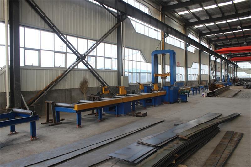 钢结构焊机工艺