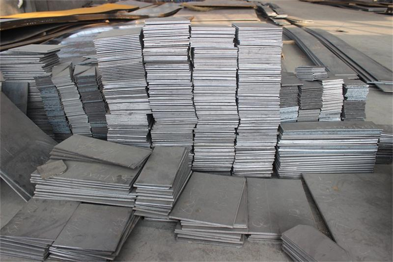 钢架构加工制作