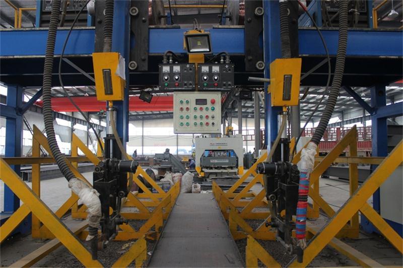 钢结构配件生产
