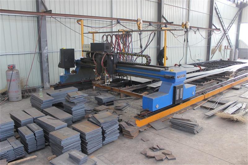 钢结构配件加工