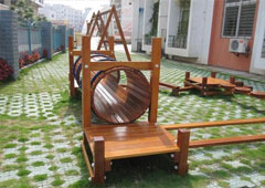 铜仁户外木制品