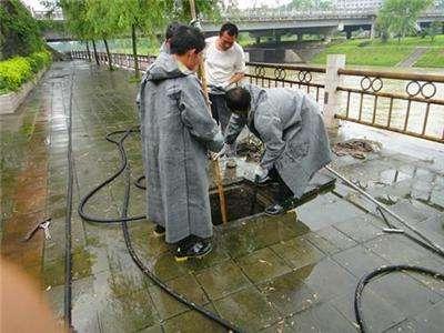 疏通下水管价格