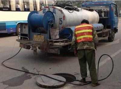专业下水管道疏通电话