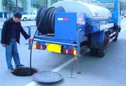 专业排污管道疏通