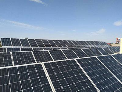 新乐太阳能发电