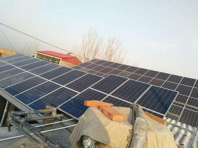 新乐太阳能发电厂家
