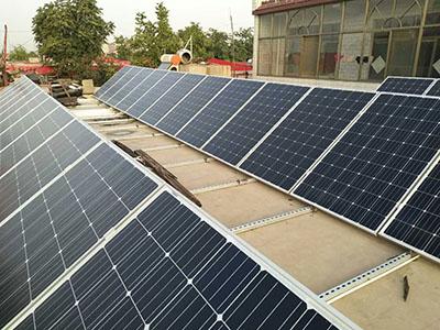 新乐太阳能电池板