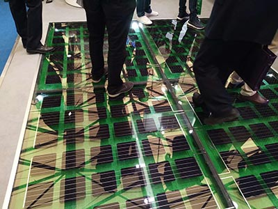 石家庄太阳能组件