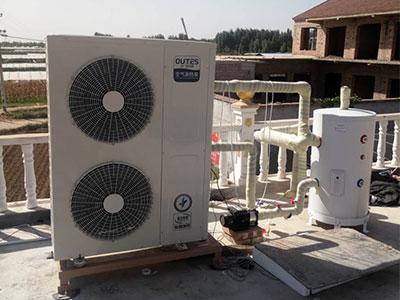 藁城空气源热泵