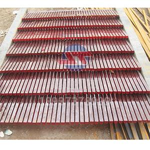 聚氨酯悬臂棒条筛板