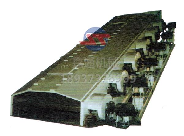 JTQLS系列复频弹臂筛