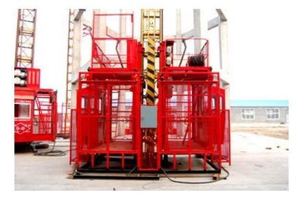 河南建筑施工升降机