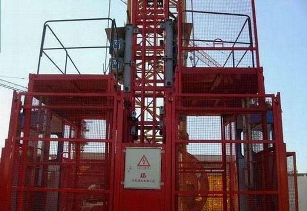 河南建筑升降机