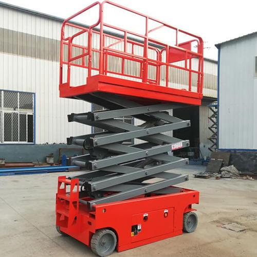 施工升降机:移动式升降机