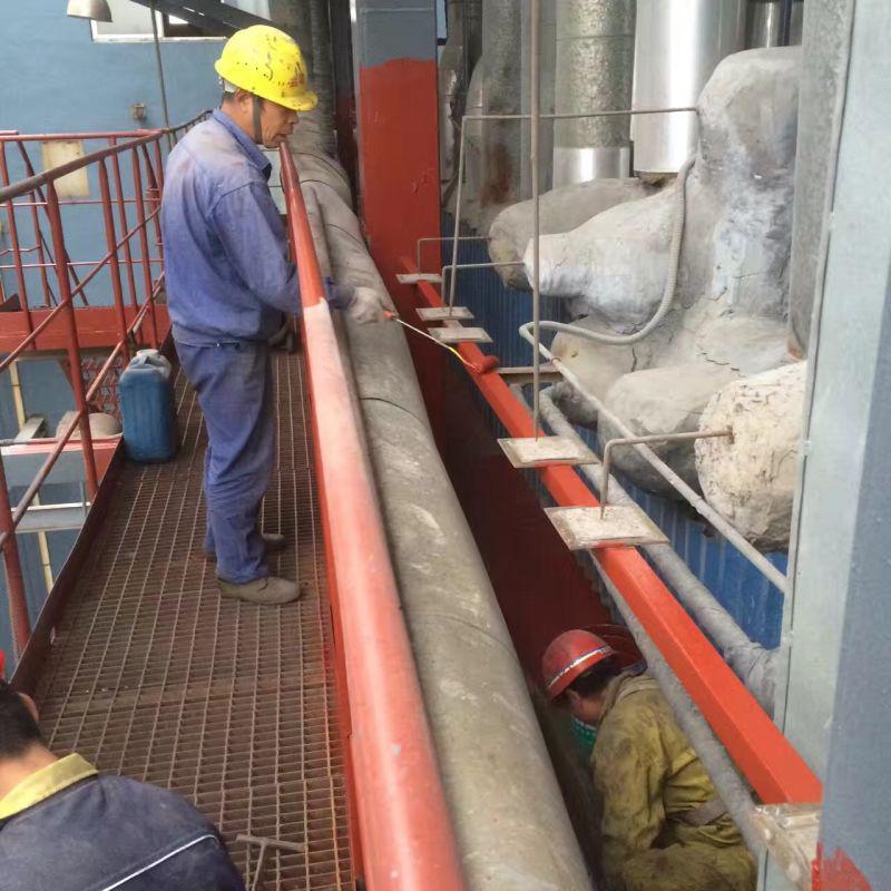 钢结构防腐蚀施工