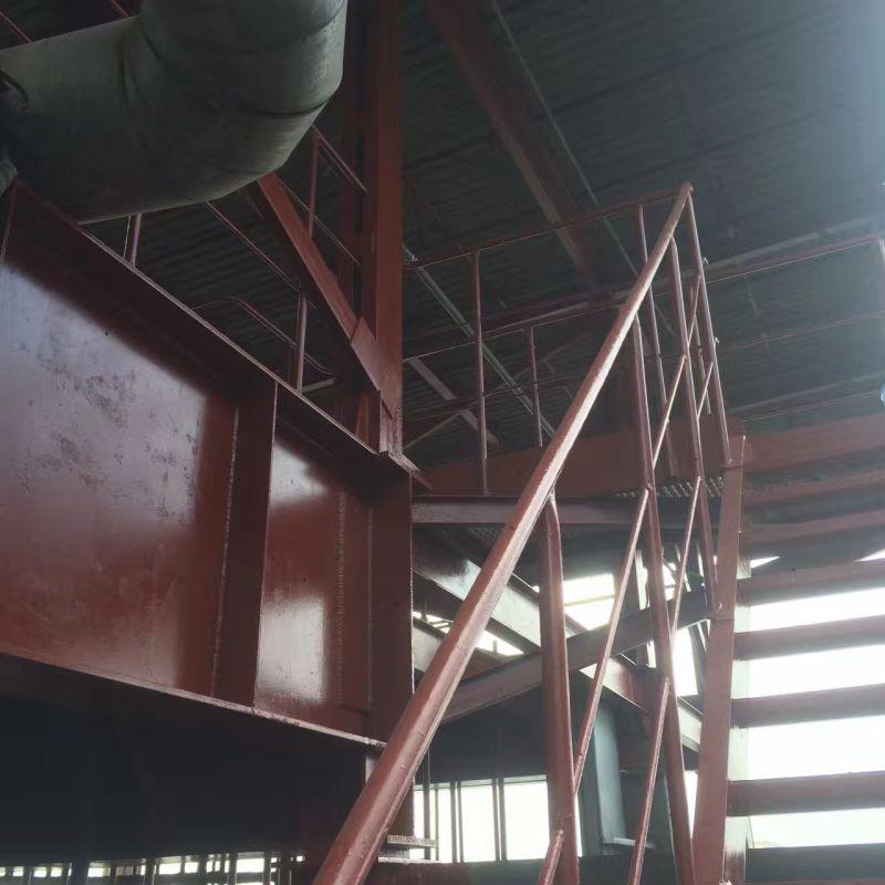 钢结构施工防腐蚀