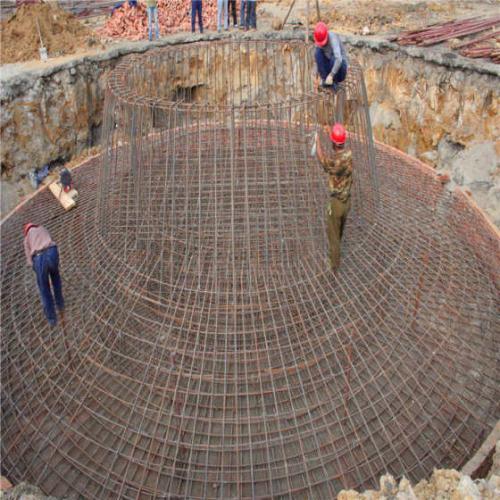 30米砖烟囱新建