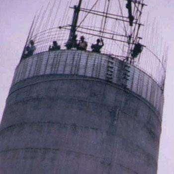 江苏砖烟囱新建