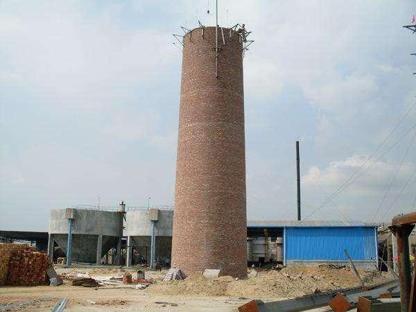 砖烟囱新建单位