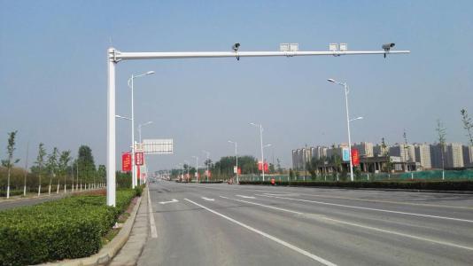 道路监控立杆