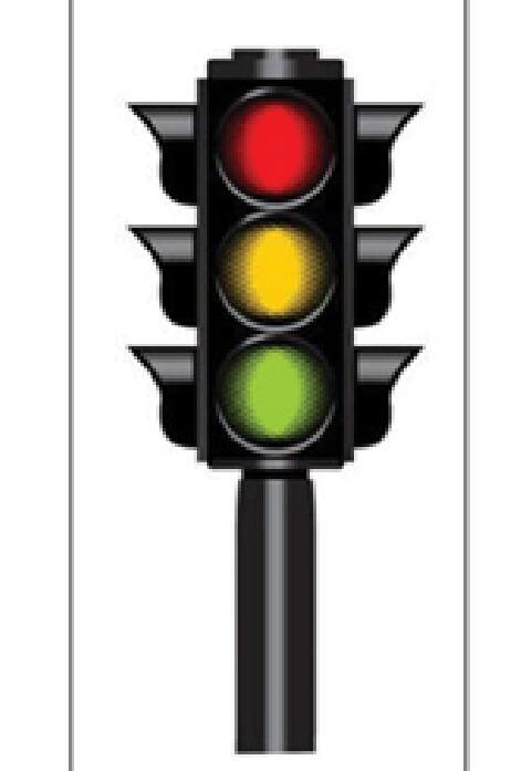 路口红绿灯