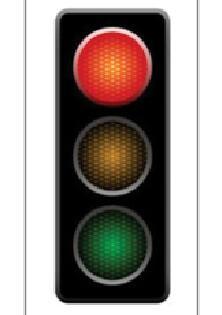 地面式红绿灯