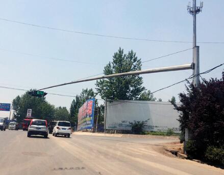 优质交通红绿灯杆