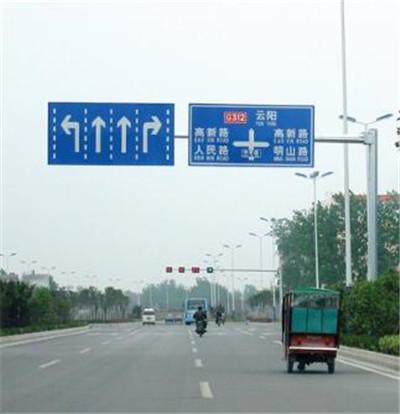 城市路名牌